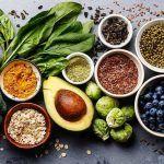 Produtos naturais e saudáveis para incluí-los em sua alimentação