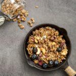 Conheça 7 benefícios da granola
